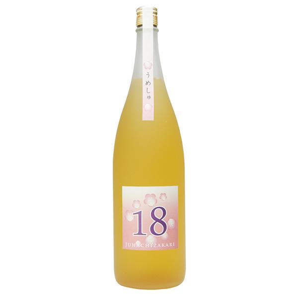 十八盛 梅酒 1800ml
