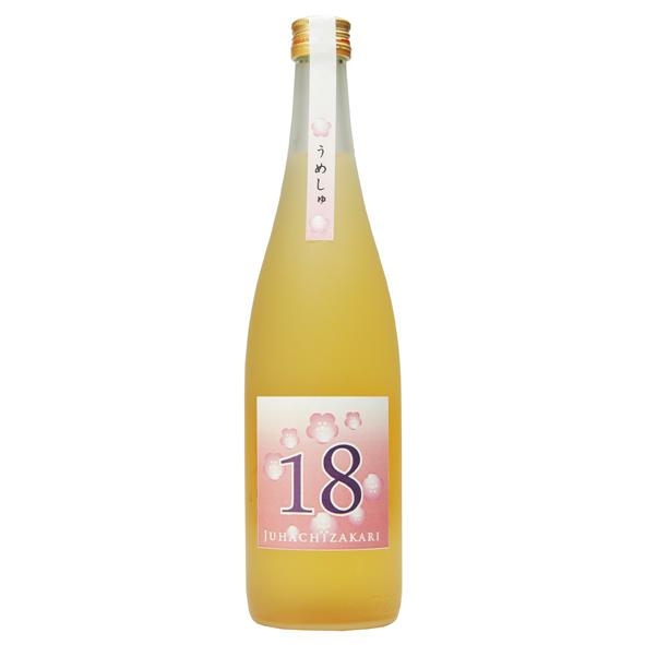 十八盛 梅酒 720ml